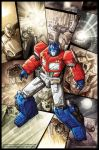 Transformers ReGeneration One 80.5 cover by JasonCardy
