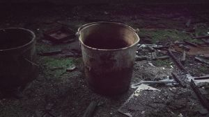 Kick The Bucket by JuliexSuicide