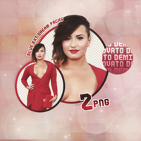 Demi Lovato PNG Pack by MelissaLovesDance