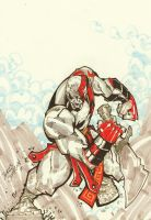 god of war by charlessimpson
