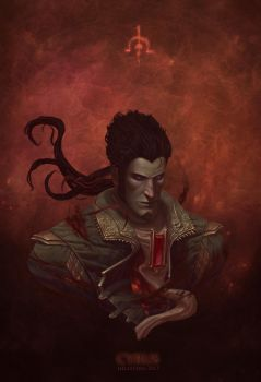 Cyrus for substrata by Hellstern