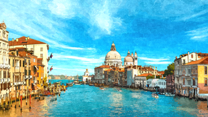 Venice6 oil by dcalq3dneopl