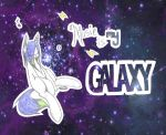Commission:Music Is My Galaxy by curlyhair5342