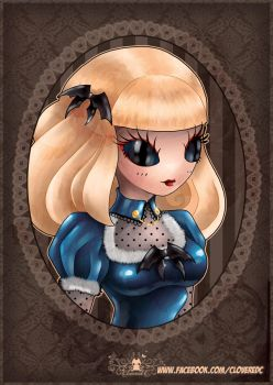 Alice by CloveredC