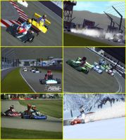kart racer ps2 o2 by charrytaker