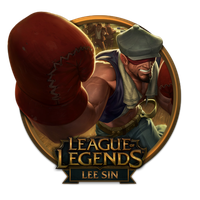 Knockout Lee Sin by fazie69