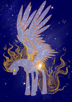 Celestial Sun by WhiteWing1