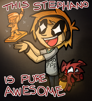 Stephano is Awesome by phlavours