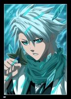 Bleach - Hitsugaya Toshiro by Tice83