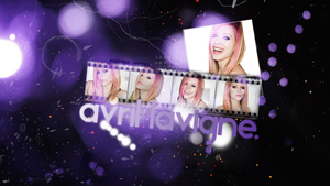 Avril Lavigne. by AndreeaMaftei