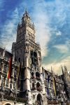 Gothic Building by Ceardach