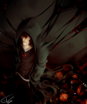 The Reaper  by wyum