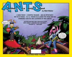 ANTS Back Cover by mattwatier