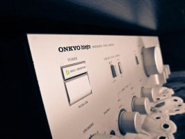 Old Amplifier by Recon87