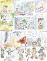 Hobbit Comic 2 by TurboBrycerox