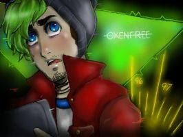 Jacksepticeye plays Oxenfree by 25thHanabusa