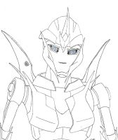 Transformers Prime: Arcee by mightwork15