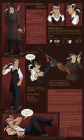 Tommy Calderone - Ref Sheet by Canadian-Rainwater