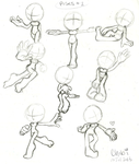 Poses 1 by Chobits13