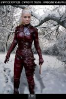 Mord-Sith warrior by dax000ah