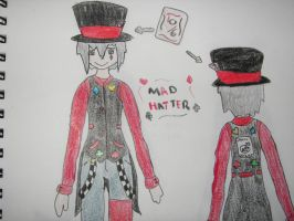 Mad hatter by Riku-XIII