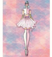 Pastel Party (Look 4) by SEWFashion
