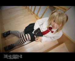 death note: the second kira by kim-tram