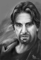Alfredo James Al Pacino by Vasilisa21