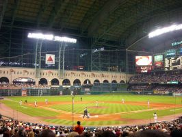 Minute Maid Park II by You-Jackass
