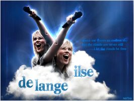 Wall Ilse DeLange by Exquision
