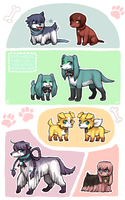 VOCALDOGS by emlan
