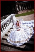 Tinity Blood: White Queen by Astarohime