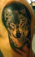 Yet another wolf tattoo2 by jrunin