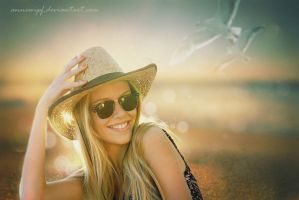 Summertime by annewipf