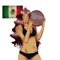 Mexico Gift by Prateh-Kampuchea