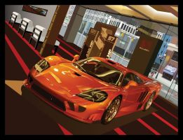 Saleen S7 by Jcup315