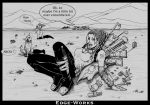 Fallout - Over encumbered by Edge-Works
