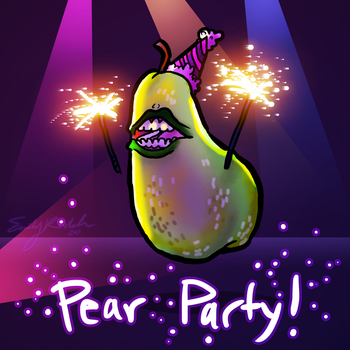 Pear Party! by Chrisily