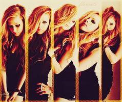 Avril Lavigne PhotoPack by FlowCats