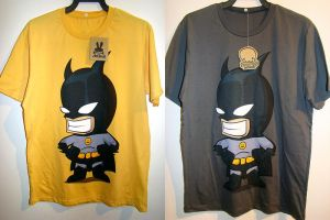 BatSmile SHIRT by daskull