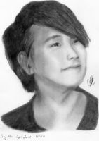 SungMin from Super Junior by zulinHL