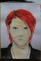 Gerard Way by xLemoon