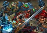 BATTLE CHASERS Tribute by marvelmania