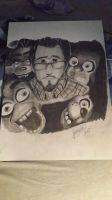Markiplier - five nights at freddy's by Haiymi