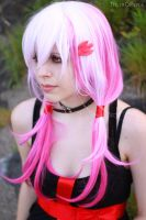inori cosplay - idk by TigerDRena