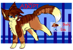 {Adopt Auction}Cat 9 _CLOSE_ by HalfLight-Dimondcady