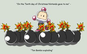 12 Days of Nintendo : 10 by LightningGuy