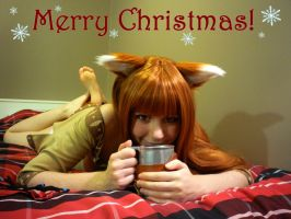 Merry Christmas! :3 by cloudstrife597