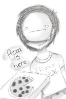 Cry Pizza by ErikaCutie