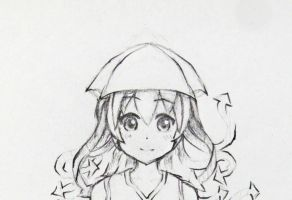 Pencil: Ika Musume by vt2000
